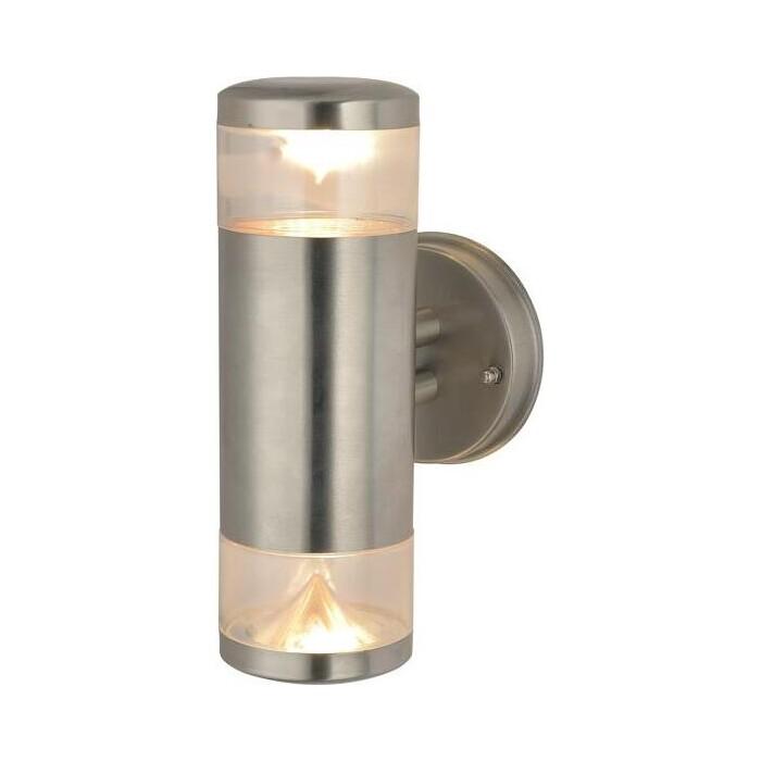 Уличный настенный светильник Arte Lamp A8161AL-2SS
