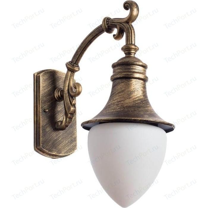 Фото - Уличный настенный светильник Arte Lamp A1317AL-1BN arte lamp уличный светильник berlin a1014fn 1bn