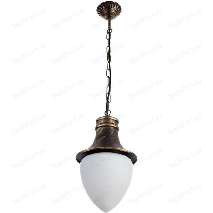 Фото - Уличный подвесной светильник Arte Lamp A1317SO-1BN arte lamp уличный светильник berlin a1014fn 1bn