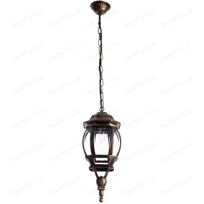Фото - Уличный подвесной светильник Arte Lamp A1045SO-1BN arte lamp уличный светильник berlin a1014fn 1bn