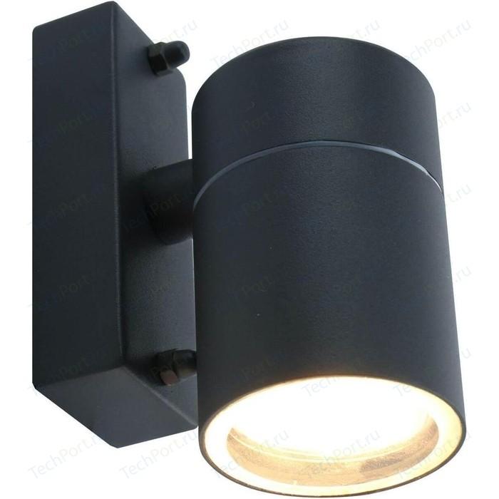 Уличный настенный светильник Arte Lamp A3302AL-1GY