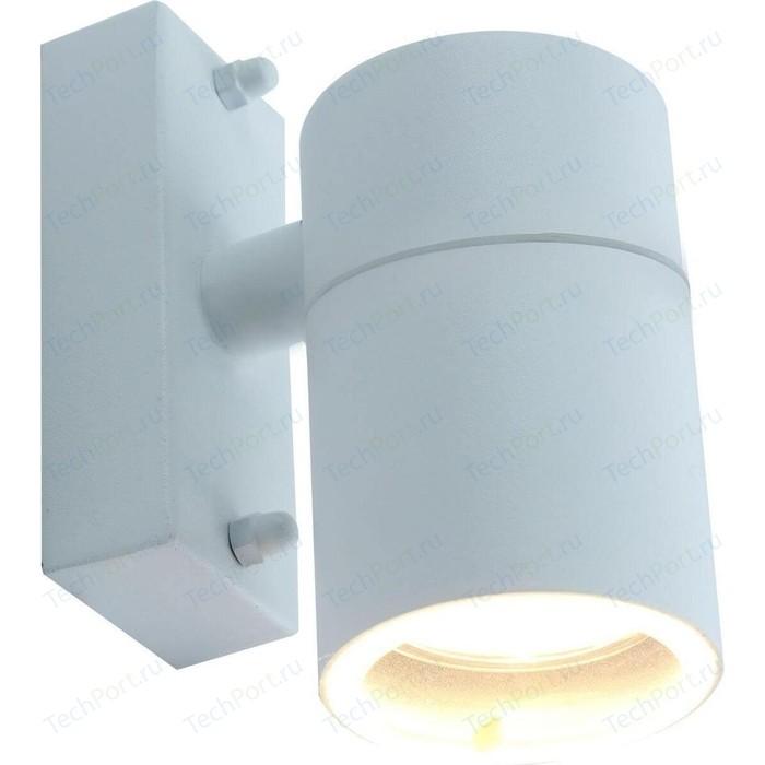 Уличный настенный светильник Arte Lamp A3302AL-1WH