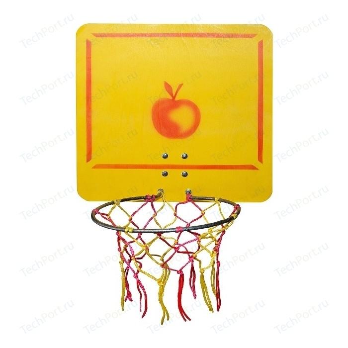 Кольцо баскетбольное Пионер со щитом к дачнику