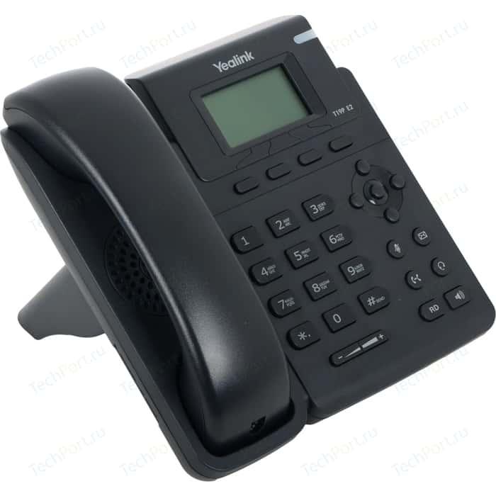 VoIP-телефон Yealink SIP-T19P E2 sip телефон yealink sip t21 e2