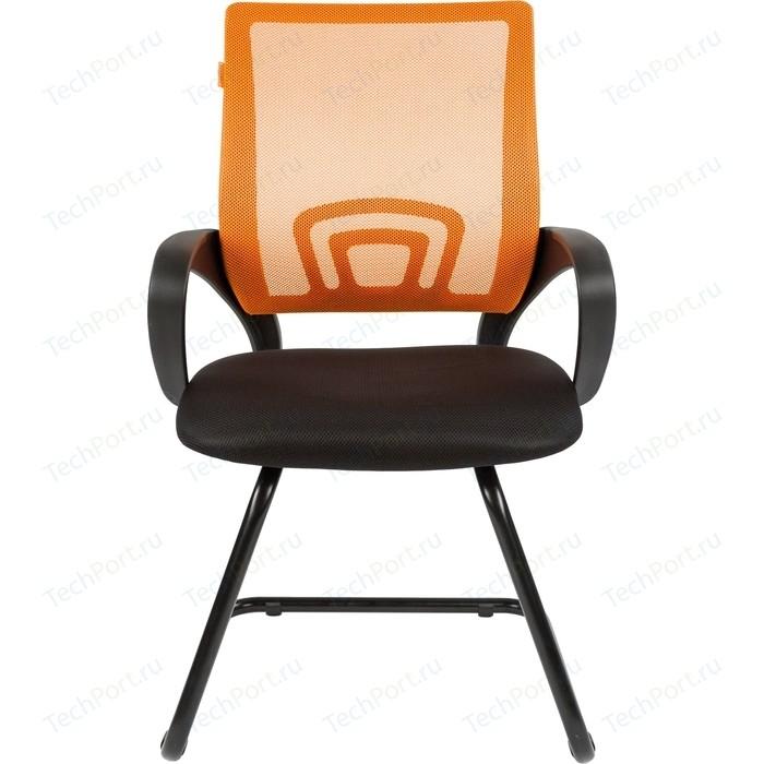 Офисноекресло Chairman 696 V TW оранжевый
