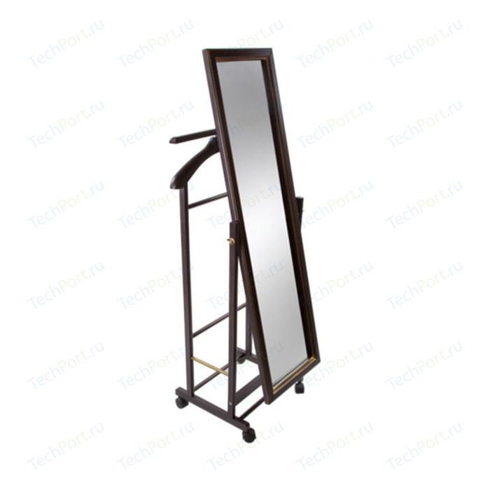 Вешалка с зеркалом Мебель Импэкс Leset Сиэтл венге пуф мебель импэкс leset бегемот мини темно коричневый