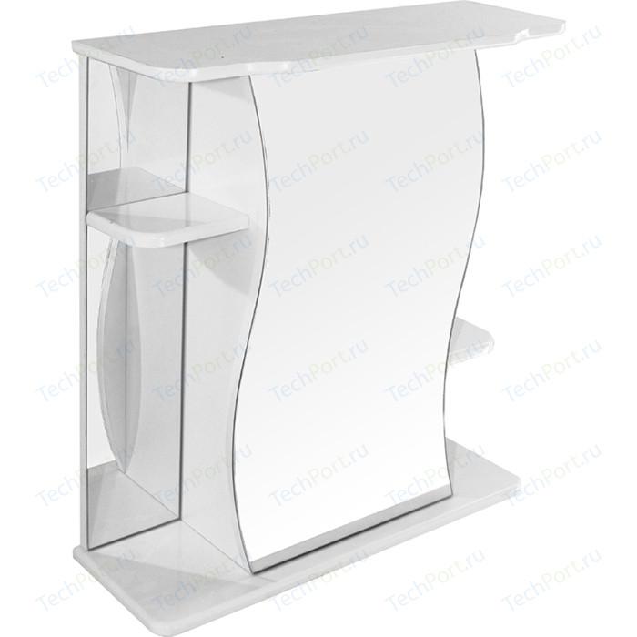 Зеркальный шкаф Mixline Венеция 60 белый (2100970011360)