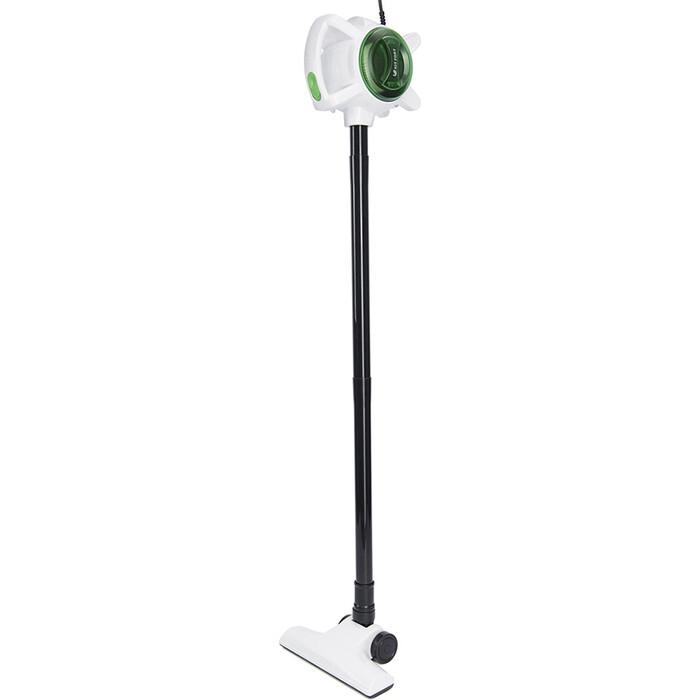 Вертикальный пылесос KITFORT KT-526-2 зеленый/белый