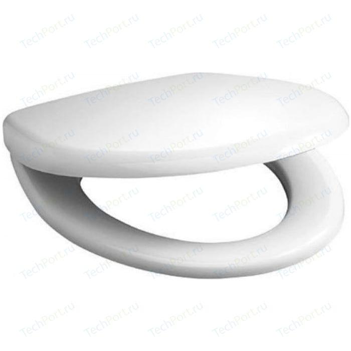 Фото - Сиденье для унитаза Jika Lyra Plus Antibak с микролифтом, пластиковые петли (8.9338.1.300.000) сиденье для унитаза jika lyra antibak пластиковые петли 8 9251 5 300 000