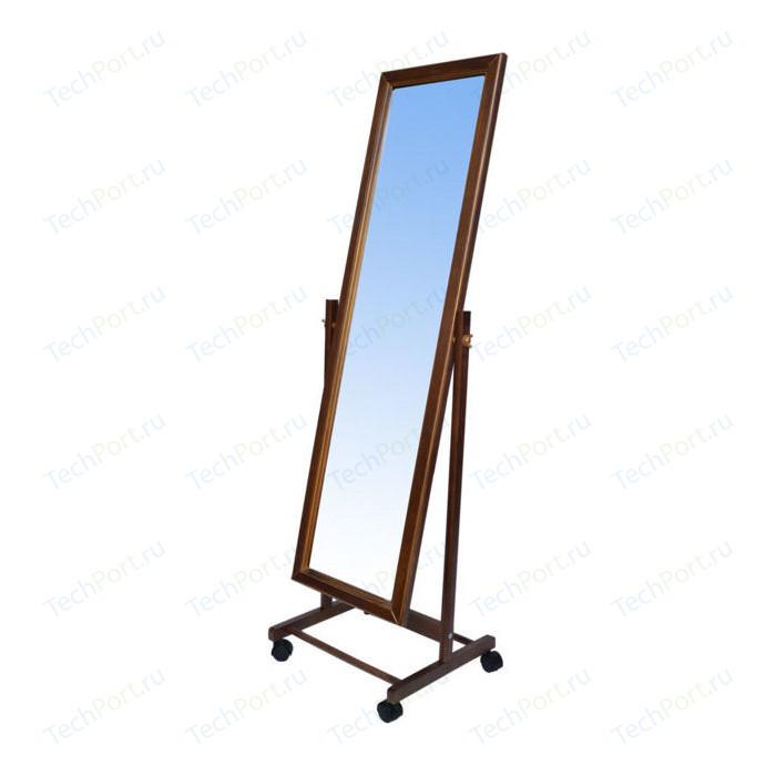 Зеркало напольное Мебель Импэкс Leset Мэмфис орех