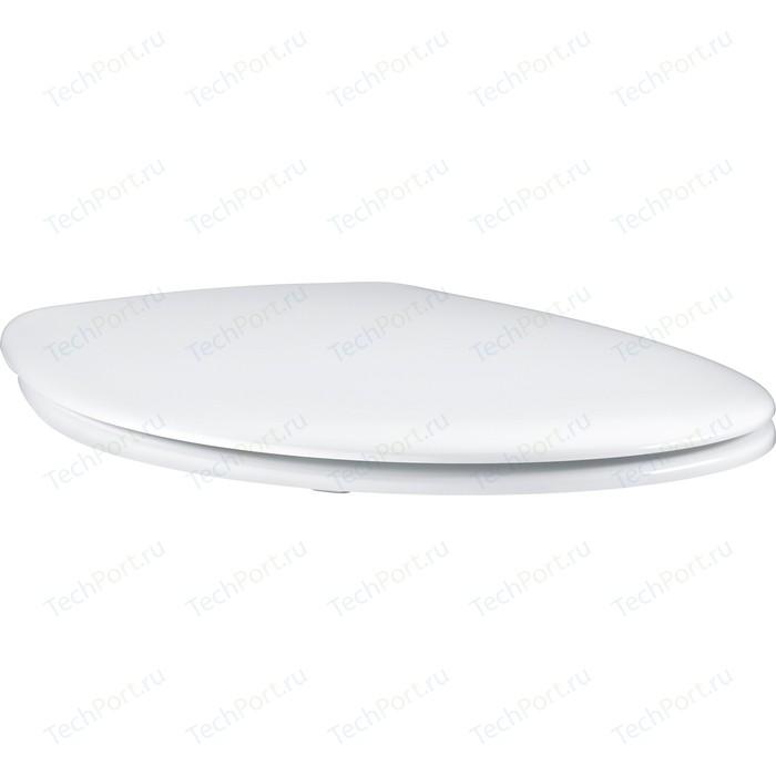 Сиденье для унитаза Grohe Bau Ceramic быстросъемное (39492000)