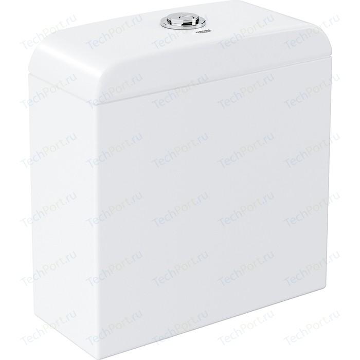 Бачок для унитаза Grohe Euro Ceramic подключение воды снизу, 3/6 л (39332000)