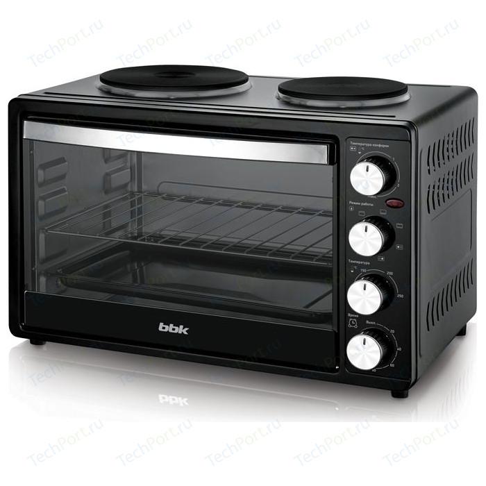 Мини-печь BBK OE3071M-2P черный