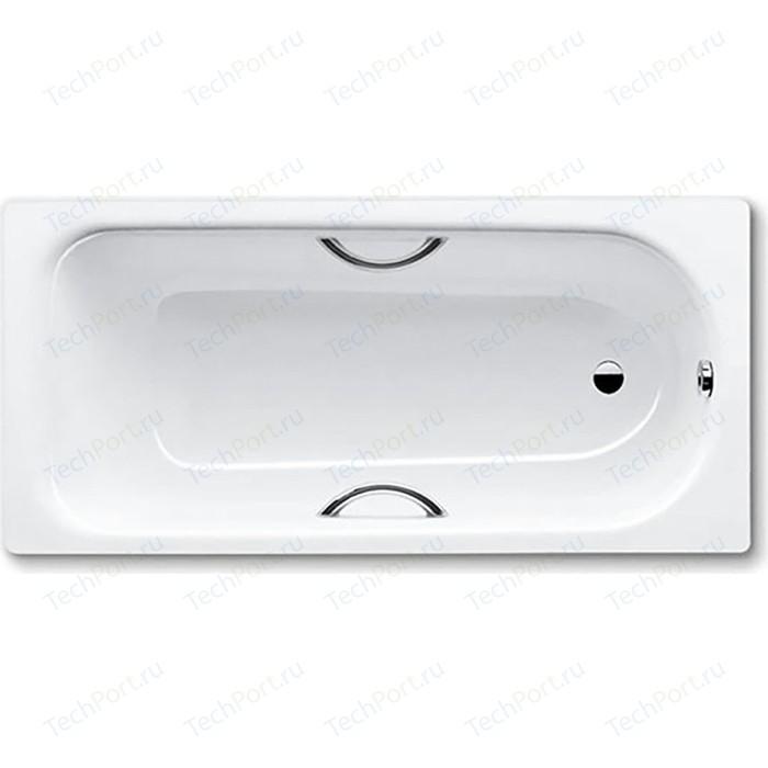 Ванна стальная Kaldewei Eurowa Star 311 160x70 см, с отверстиями для ручек (119721020001)