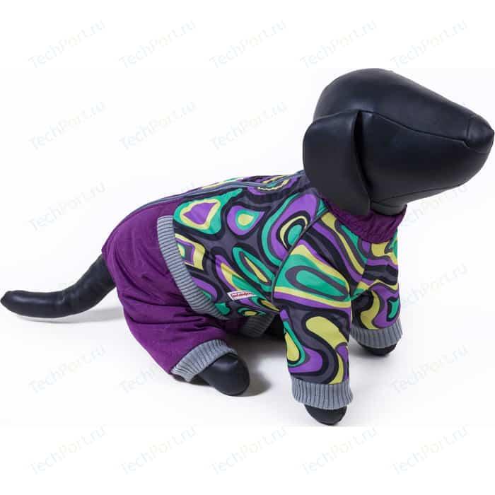 Комбинезон Зоофортуна теплый 35см для собак девочек (11508835)