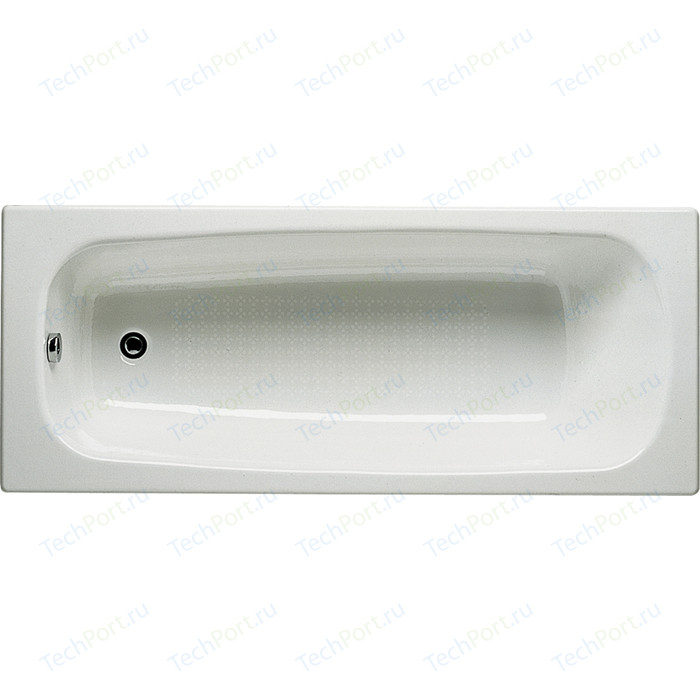 Чугунная ванна Roca Continental 160x70 Antislip (21291200R)