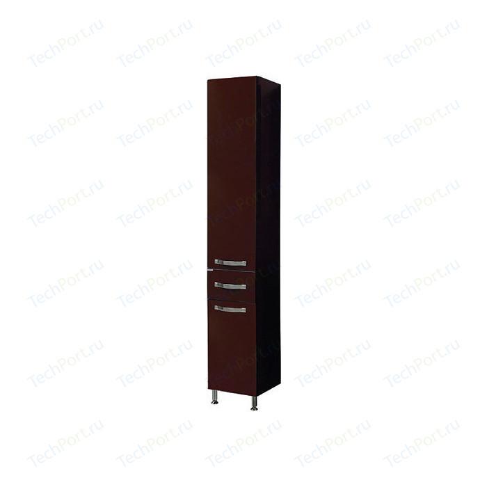 Пенал Акватон Ария Н темно-коричневая (1A124303AA430)