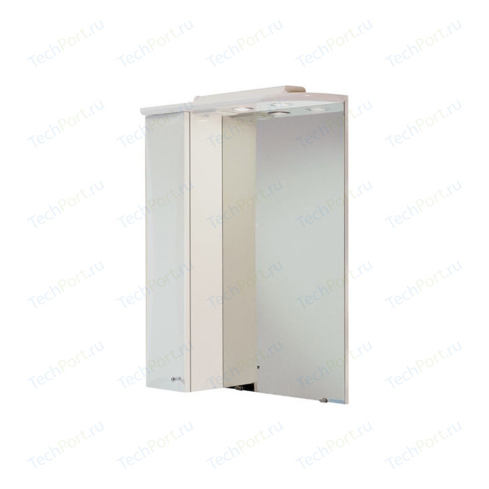 Зеркало-шкаф Акватон Джимми 57 левый (1A034002DJ01L)