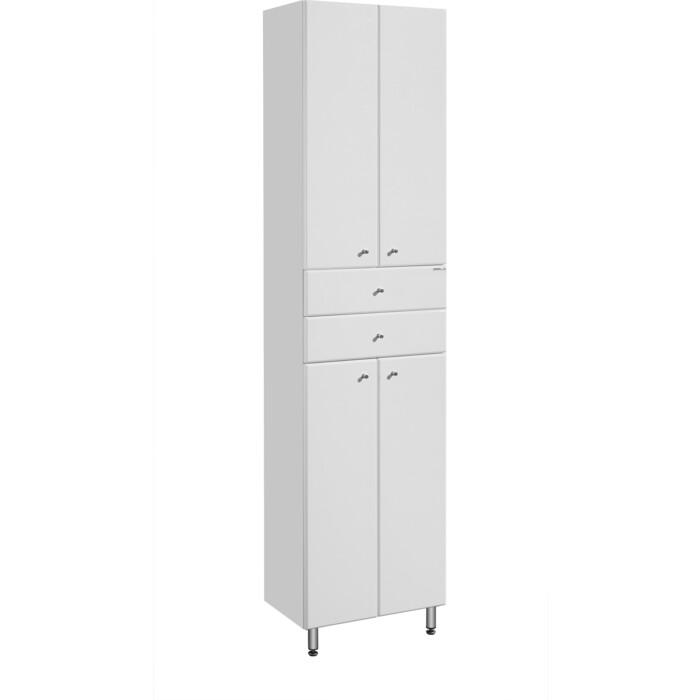 Шкаф двустворчатый Акватон Симпл (1A122303SL010)