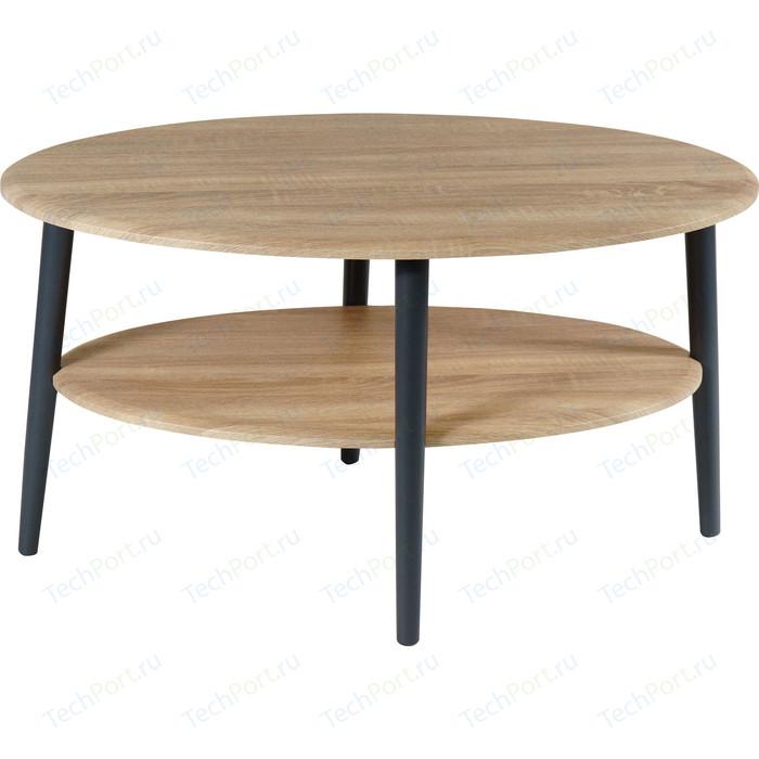 Стол журнальный Калифорния мебель Эль СЖ-01 дуб сонома стол журнальный калифорния мебель юпитер со стеклом дуб сонома