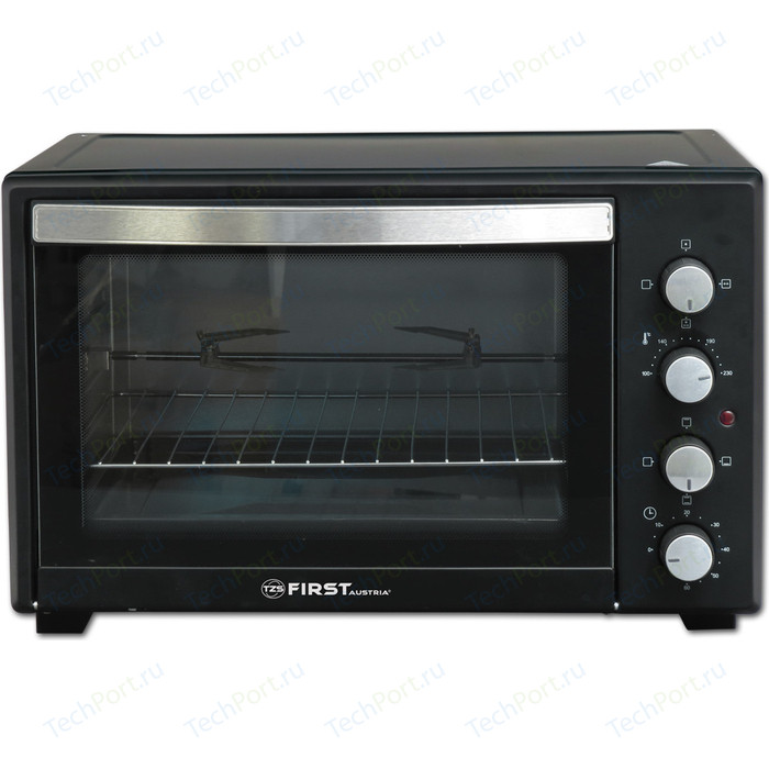 Мини-печь FIRST FA-5046-1 Black