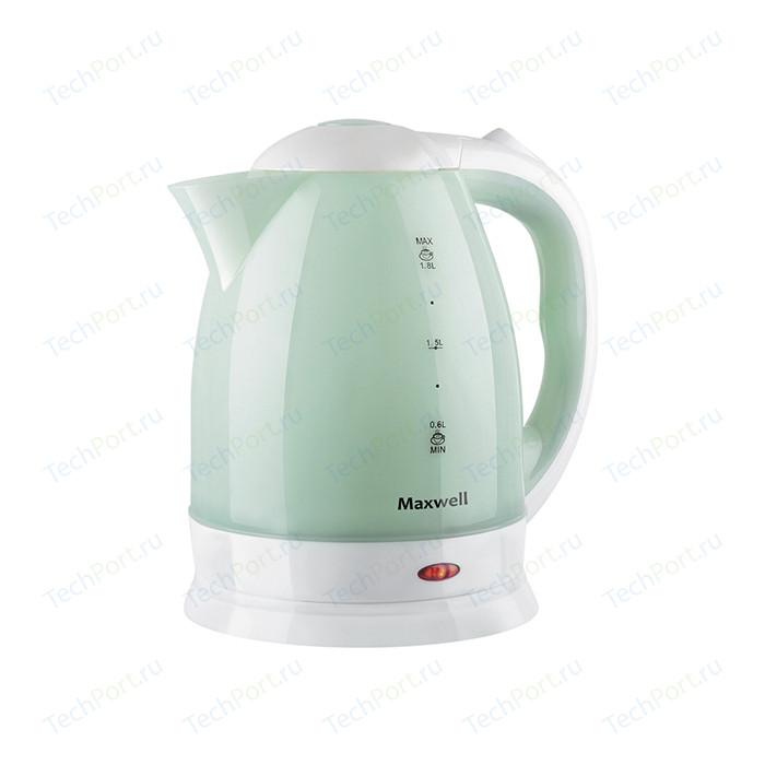 цена на Чайник электрический Maxwell MW-1064(W)