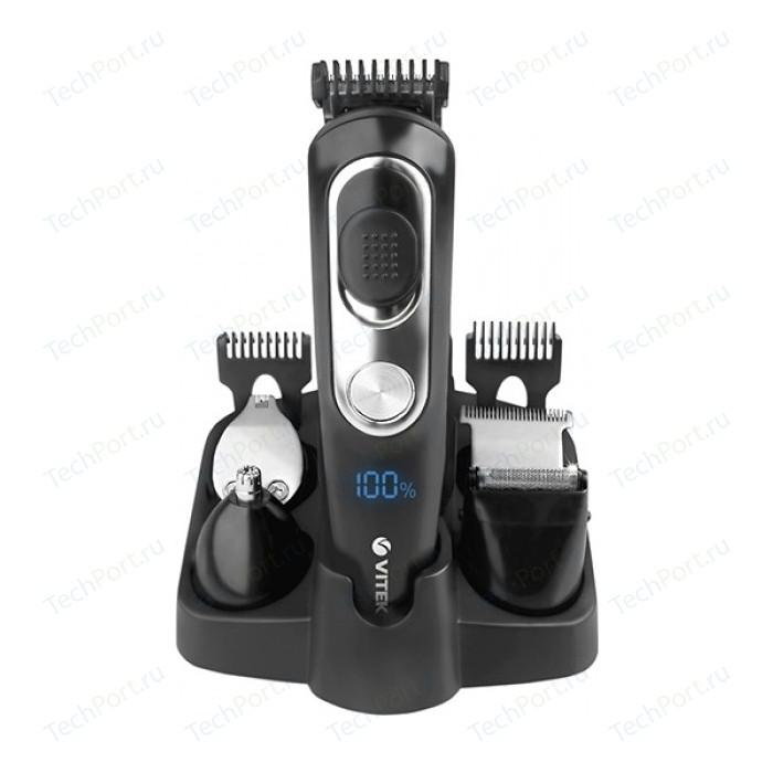 цена на Машинка для стрижки волос Vitek VT-2549(BK)
