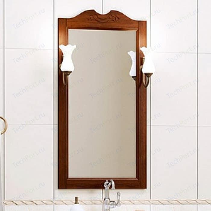 Зеркало Opadiris Клио 50 для светильников 00000001041, Z0000001408, нагал P46 (Z0000001899) зеркало в деревянной раме opadiris клио 65 антикварный орех для светильников 00000001041 z0000001408 z0000004272