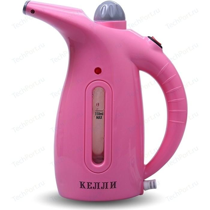 Отпариватель Kelli KL-317 розовый