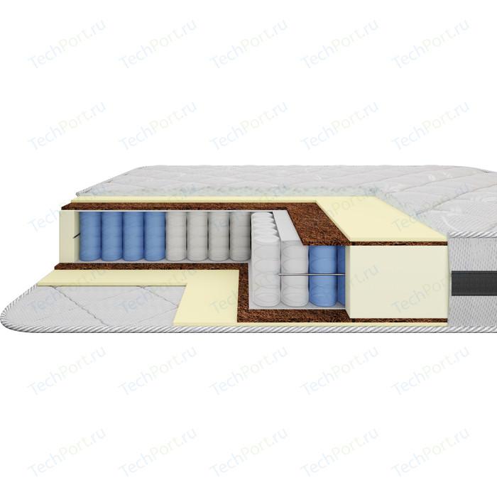 Матрас Armos Роксана tfk 512 3D air трикотаж 70x190