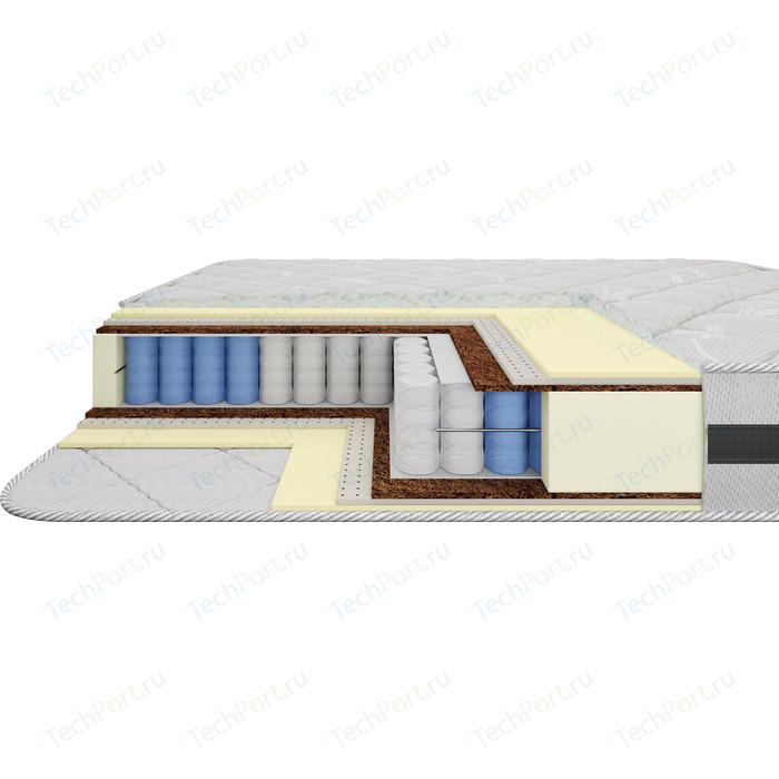 Матрас Armos Ариана TFK 512 3D трикотаж 160x195