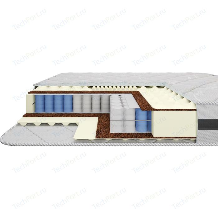 Матрас Armos Ника TFK 290 3D трикотаж 80x195