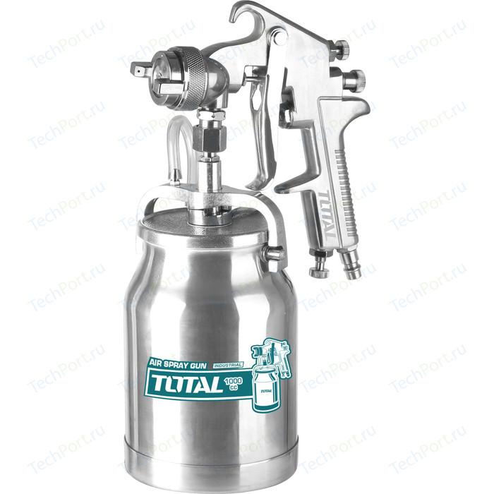 Краскопульт пневматический TOTAL TAT11002