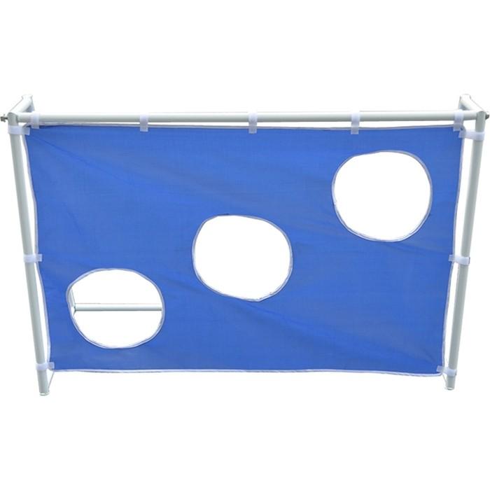 Ворота футбольные с тентом для отрабатывания ударов DFC GOAL120T 120x80x55 см