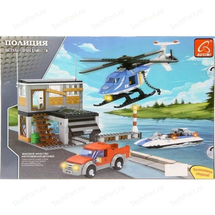 Конструктор Ausini Погоня - 23803