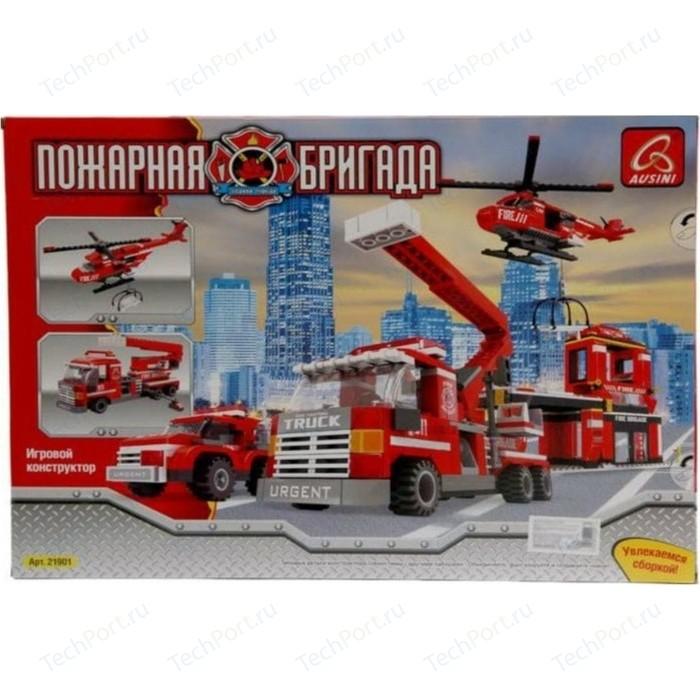 Конструктор Ausini Пожарная бригада - 21901