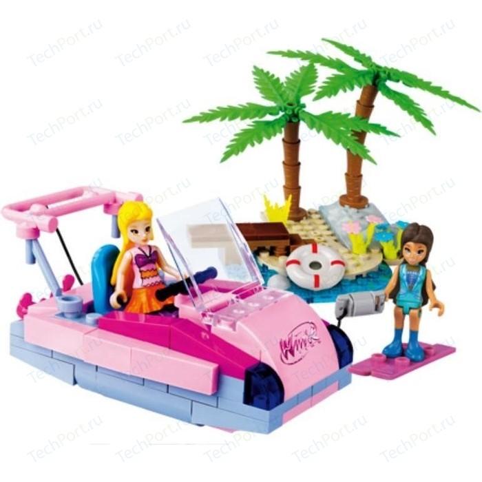 Конструктор COBI WINX Отпуск на острове Island Getaway - COBI-25145