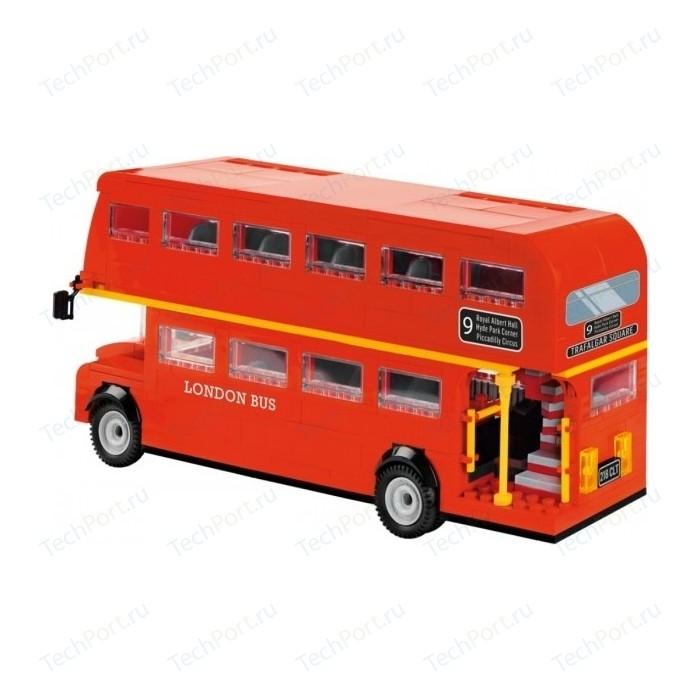 Конструктор COBI Лондонский двухэтажный экскурсионный автобус - COBI-1885