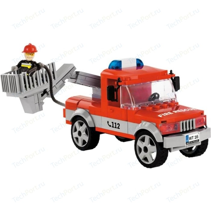 Конструктор COBI Пожарный автомобиль - COBI-1479