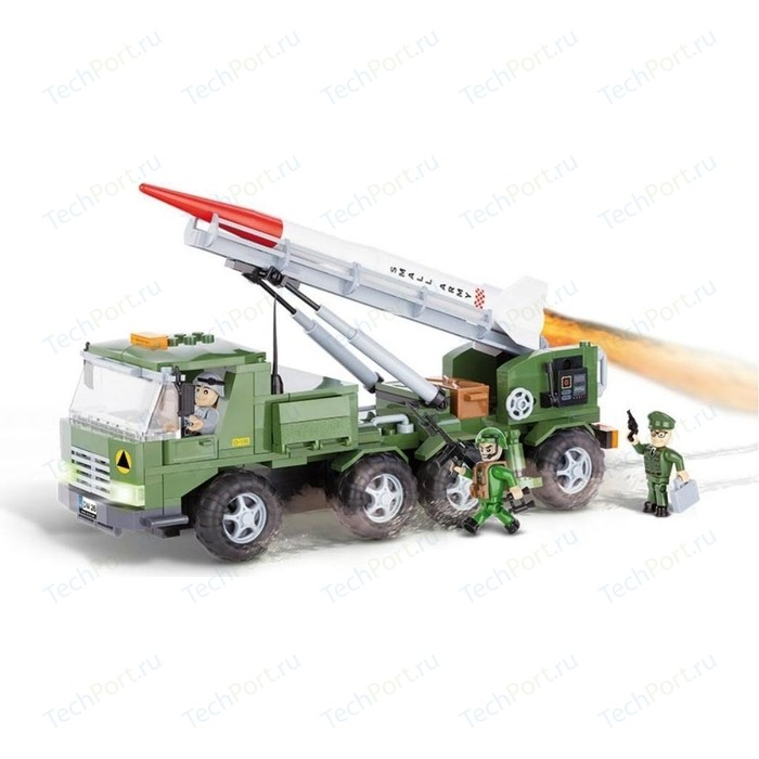 Конструктор COBI Ракетная установка - COBI-2364