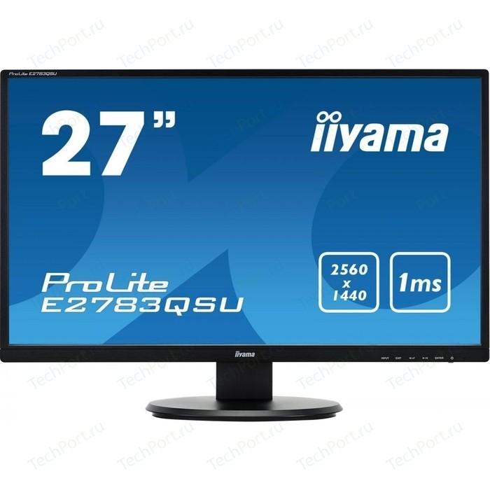 Монитор Iiyama E2783QSU-B1