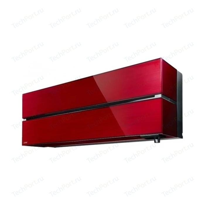 Инверторная сплит-система Mitsubishi Electric MSZ-LN60VGR/MUZ-LN60VG (Рубиново-Красный)