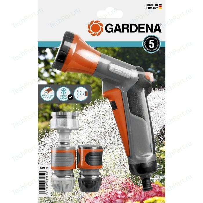 Комплект для полива Gardena 5 предметов (18299-34.000.00)