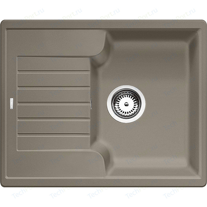 Кухонная мойка Blanco Zia 40 S серый беж (517411)