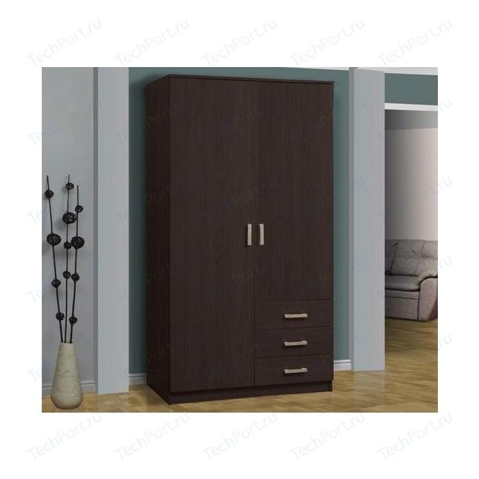 Шкаф комбинированный Олимп 06.290 венге