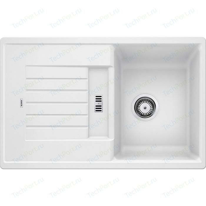 Кухонная мойка Blanco Zia 45 S белый (514726)