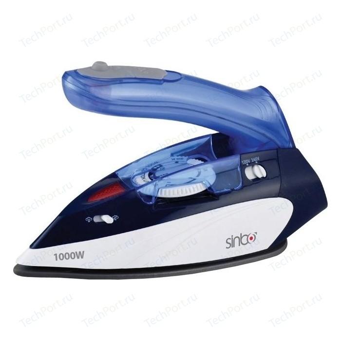 Утюг Sinbo SSI 6623 синий/белый