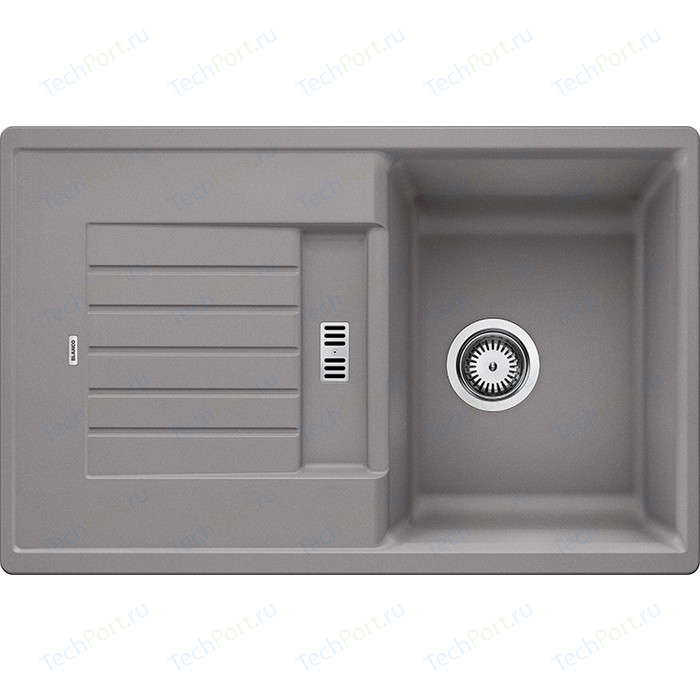 Кухонная мойка Blanco Zia 45 S алюметаллик (514725)