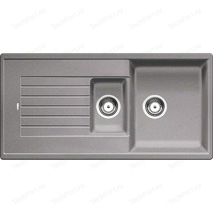 Кухонная мойка Blanco Zia 6 S алюметаллик (514741)