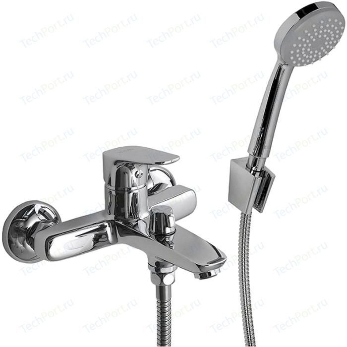Смеситель для ванны IDDIS Zodiac с душем, хром (ZODSB02i02)